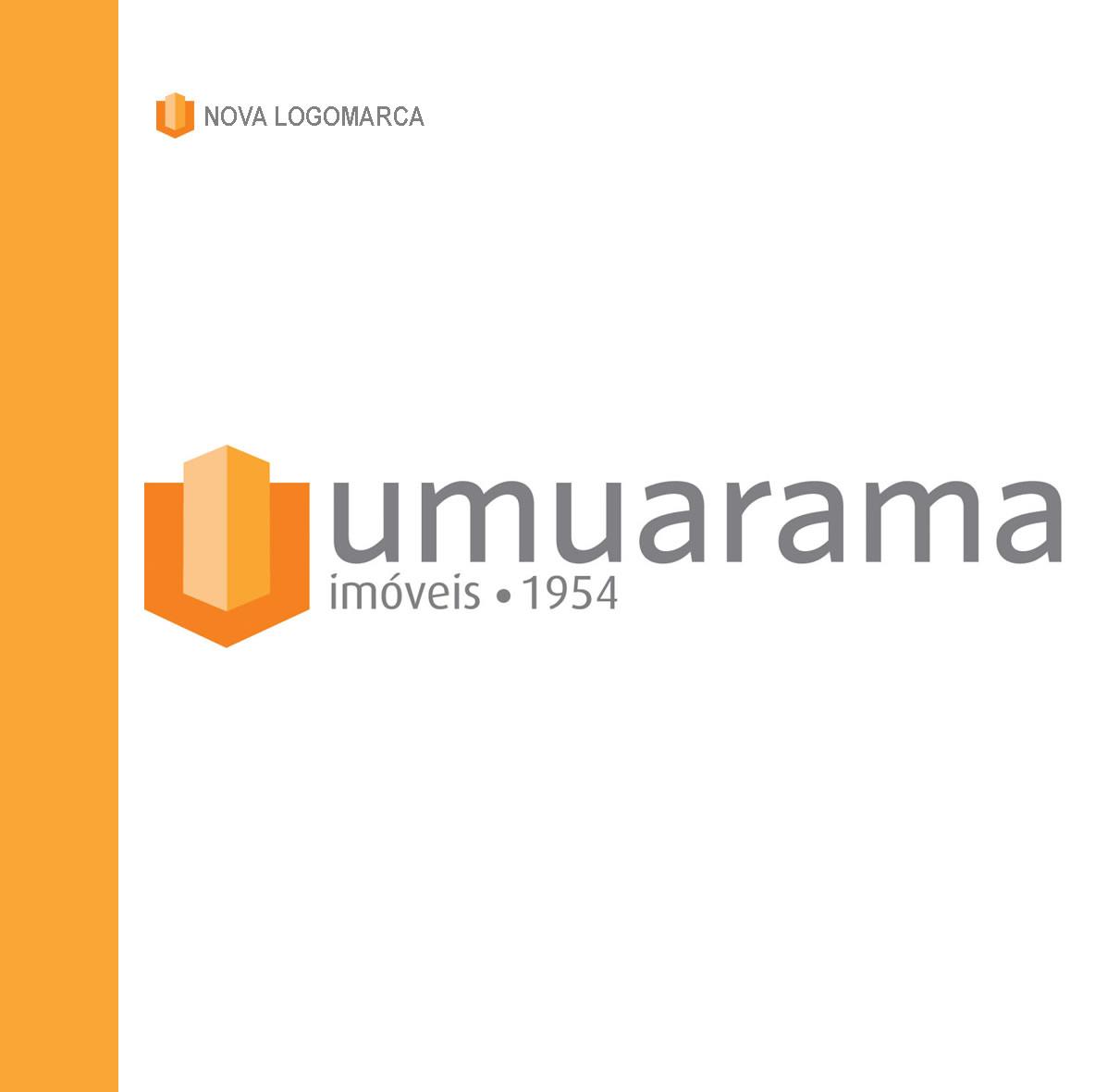 Nova logomarca Umuarama